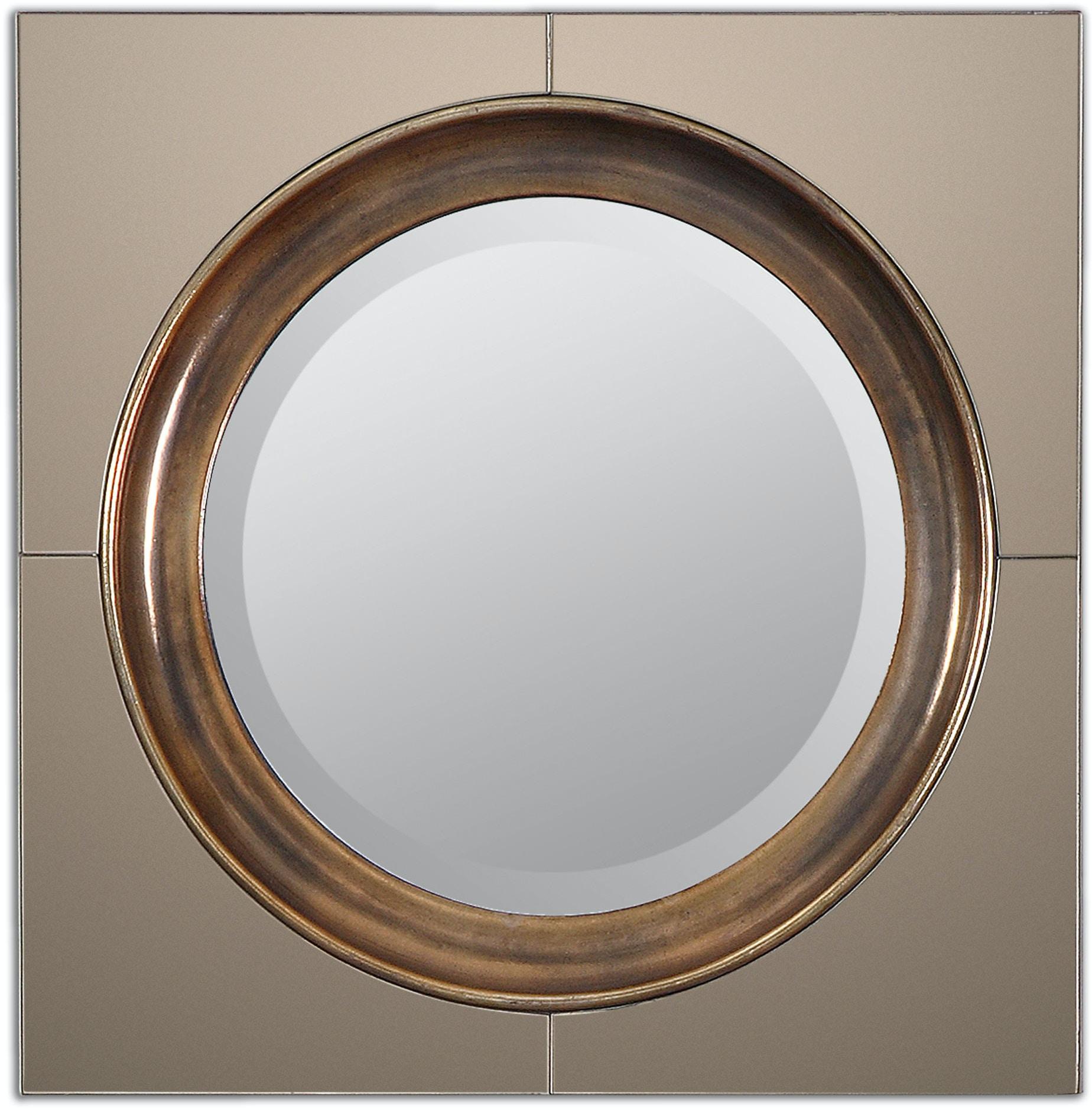 Uttermost Bedroom Gouveia Contemporary Mirror 12855