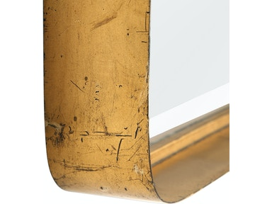 Uttermost Accessories Crofton Antique Gold Mirror 13936