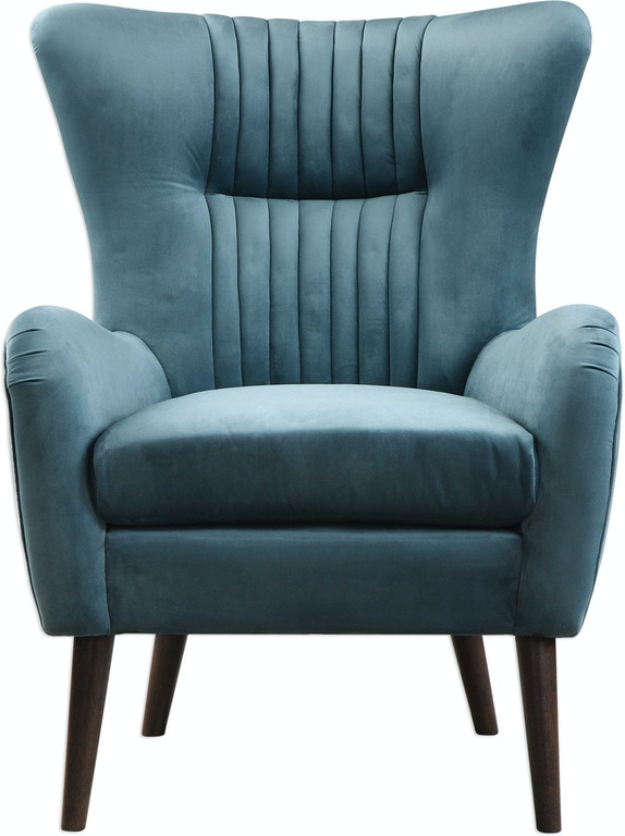 Uttermost Living Room Dax Mid Century Accent Chair 23314