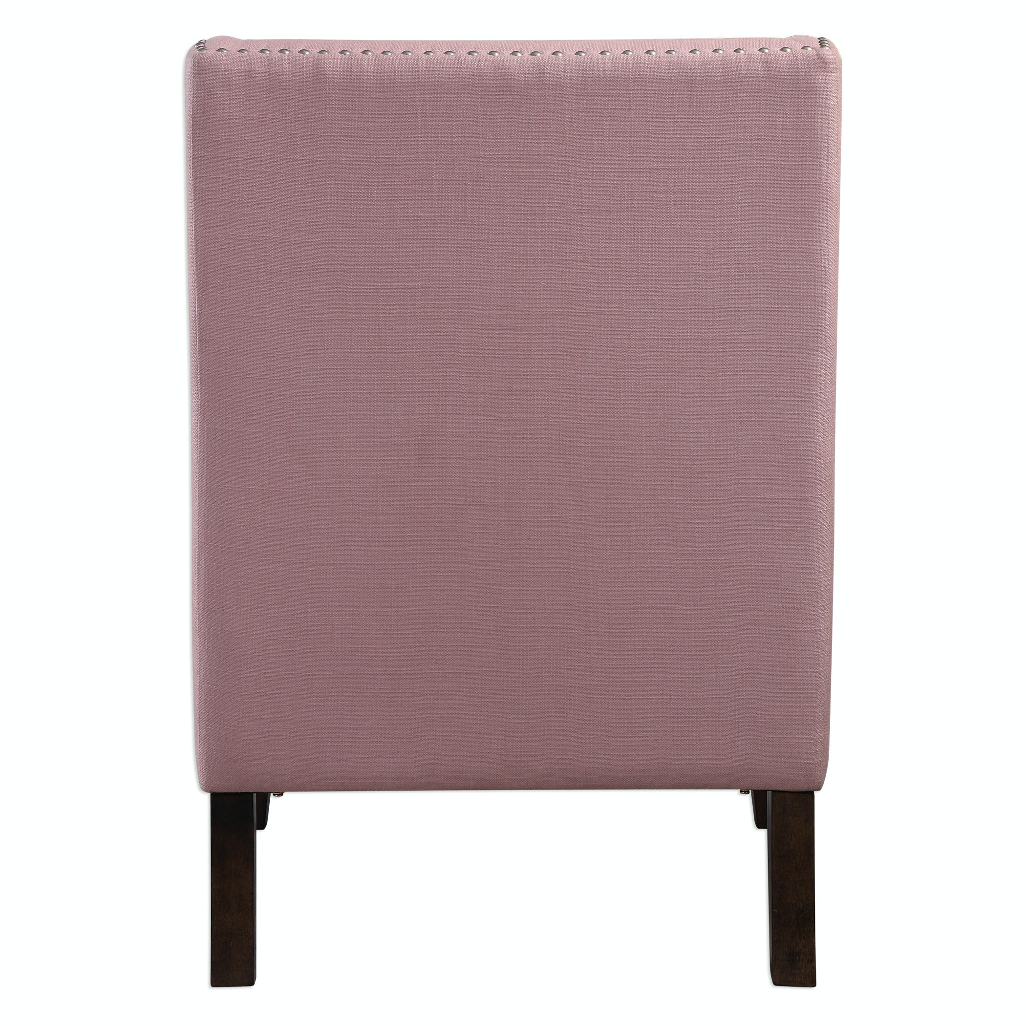 Uttermost Arieat Pink Armchair UT23370 From Walter E. Smithe Furniture +  Design