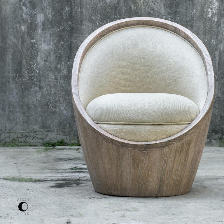 Uttermost Living Room Noemi Morden Accent Chair 23479