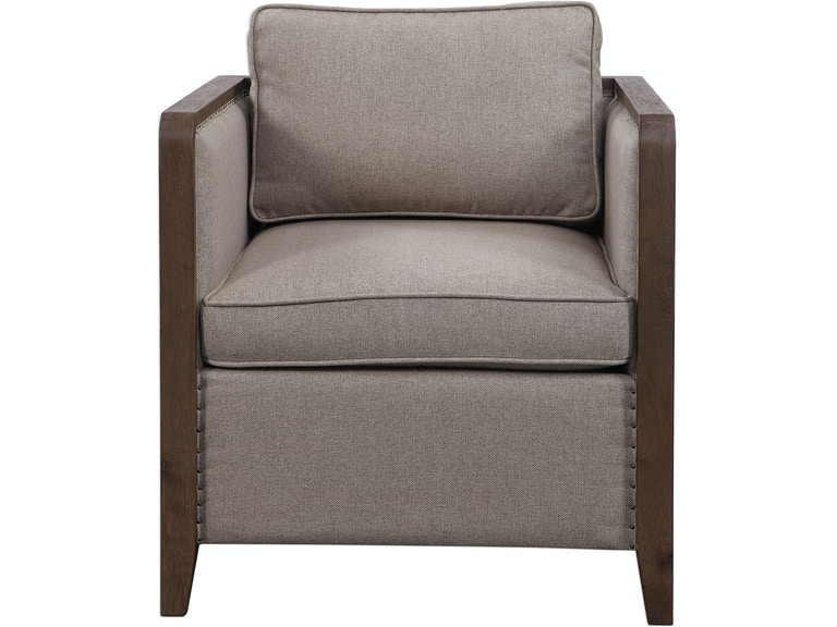 Astounding Furnish Home Living Room Ennis Contemporary Accent Chair Pabps2019 Chair Design Images Pabps2019Com