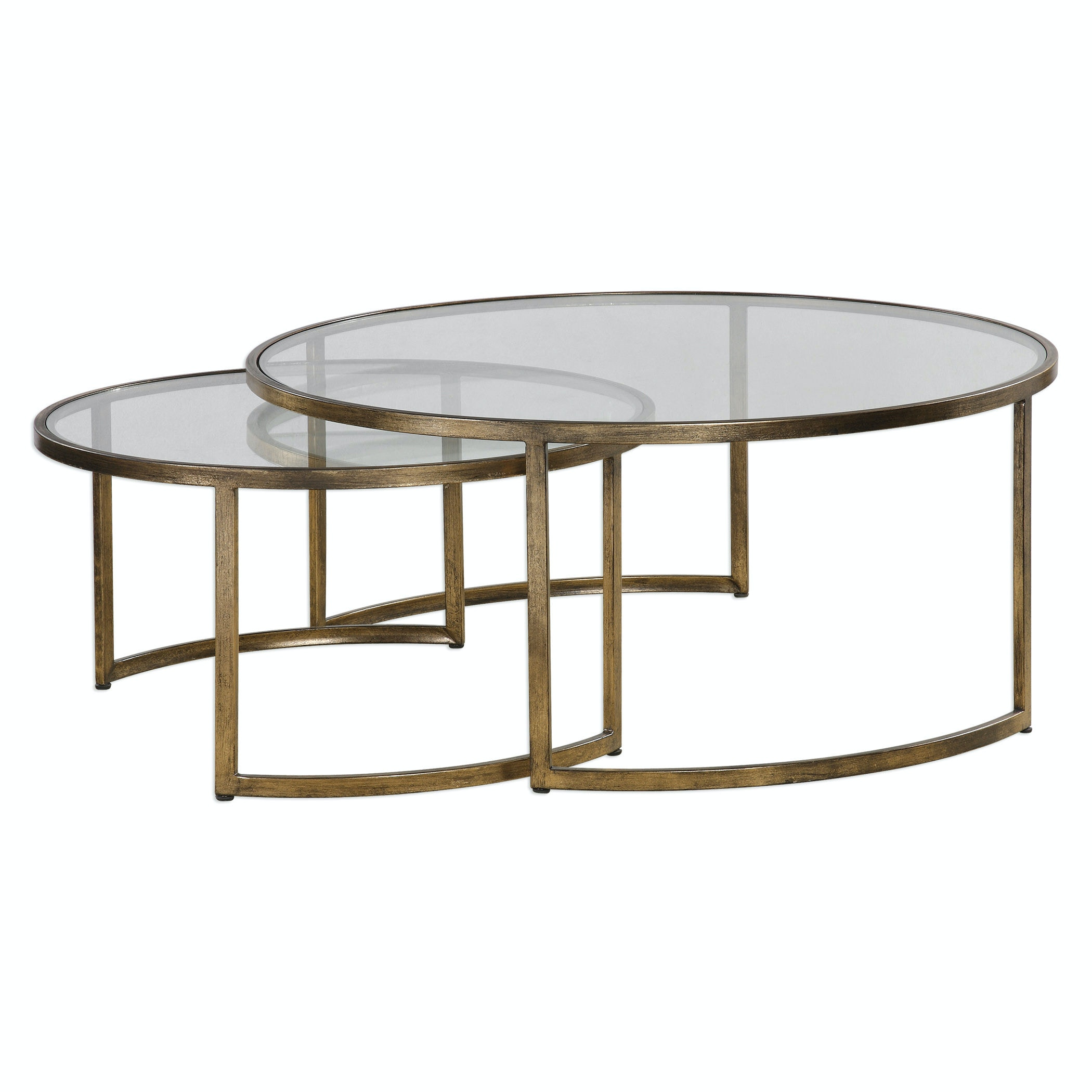 Uttermost Rhea Nested Coffee Tables S/2 24747
