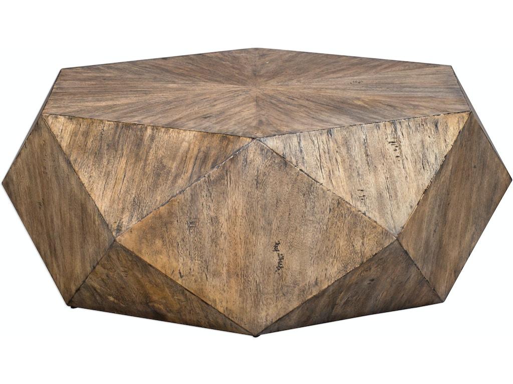 Peachy Uttermost Living Room Volker Honey Coffee Table Ut25423 Walter E Smithe Furniture Design Lamtechconsult Wood Chair Design Ideas Lamtechconsultcom