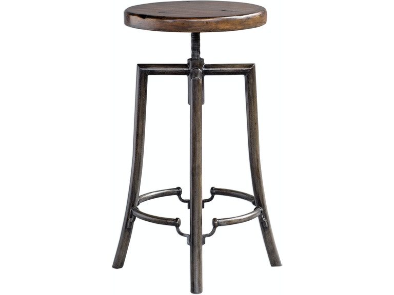 Awe Inspiring Westlyn Industrial Bar Stool Ocoug Best Dining Table And Chair Ideas Images Ocougorg