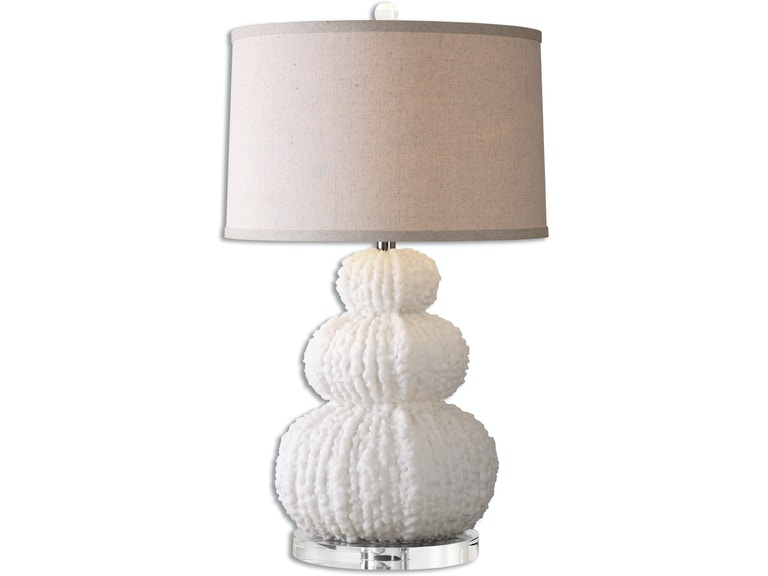 Uttermost lamps and lighting fontanne shell ivory table lamp 26671 uttermost fontanne shell ivory table lamp 26671 aloadofball Images