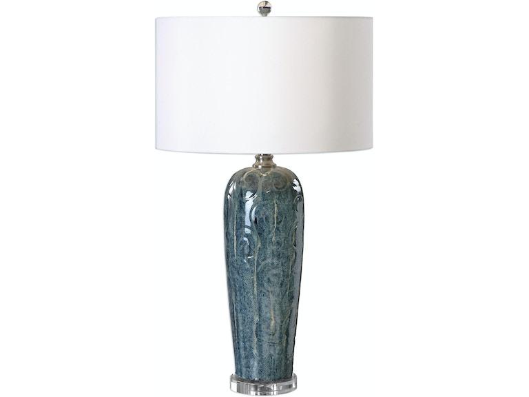 Uttermost lamps and lighting maira blue ceramic table lamp 27130 1 uttermost maira blue ceramic table lamp 27130 1 aloadofball Choice Image