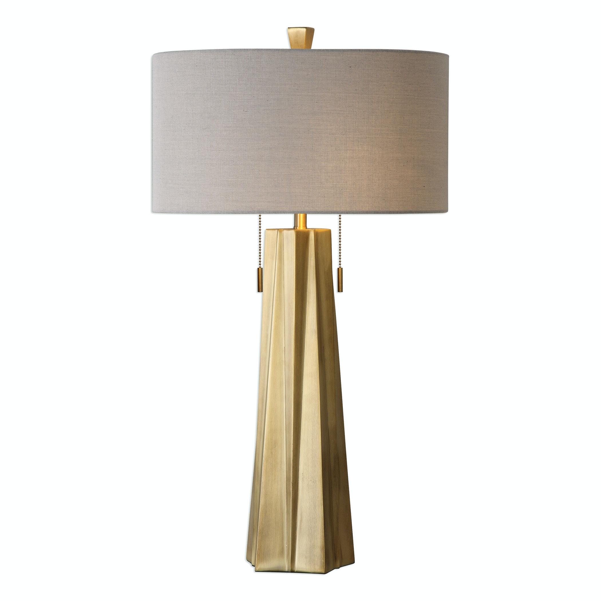Uttermost Maris Gold Table Lamp
