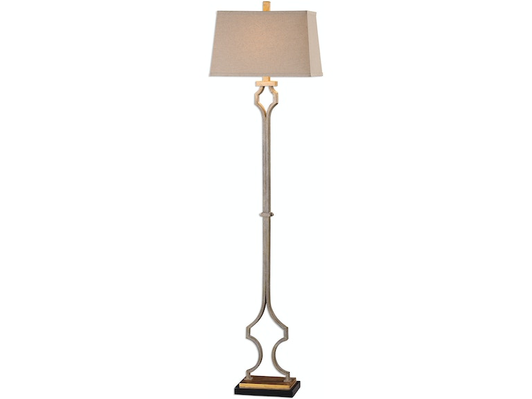 Uttermost lamps and lighting vincent gold floor lamp 28078 grace uttermost vincent gold floor lamp 28078 mozeypictures Gallery