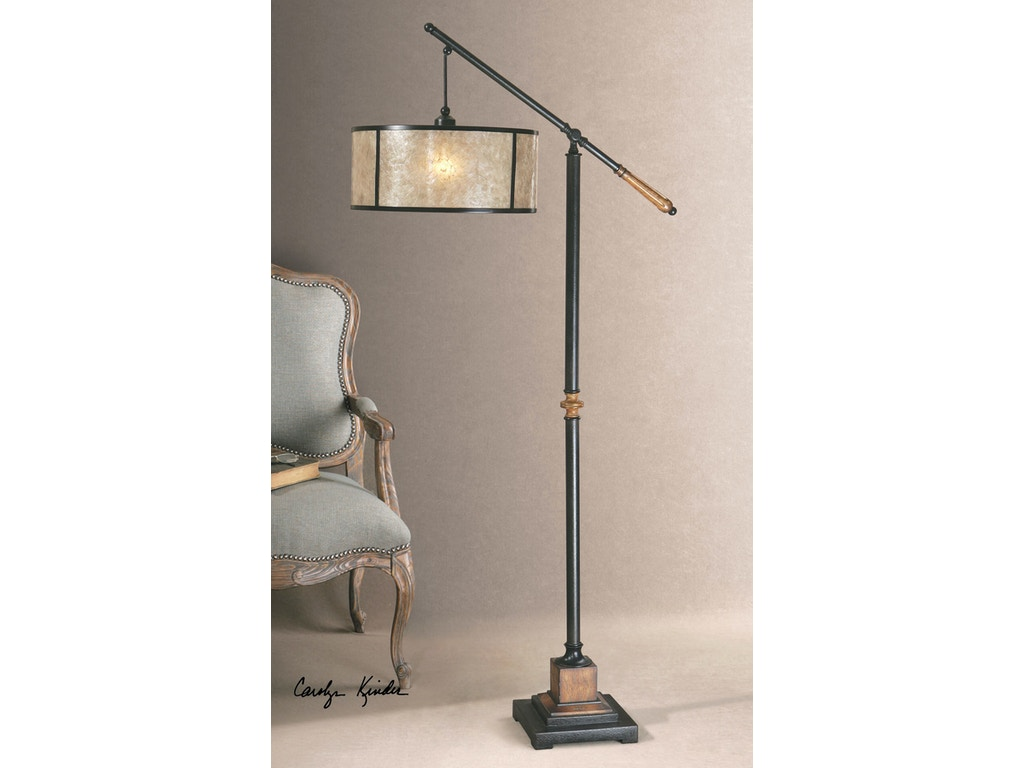 Lamps and lighting sitka lantern floor lamp 28584 1 for Sitka silver floor lamp