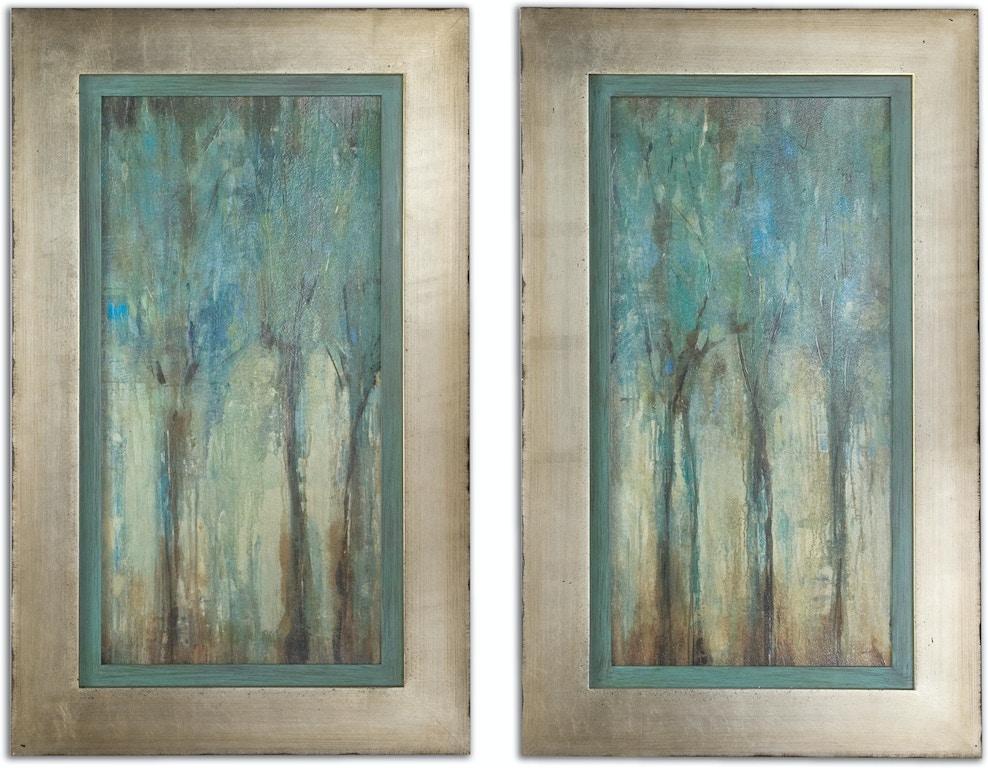 Whispering Wind Framed Art S 2