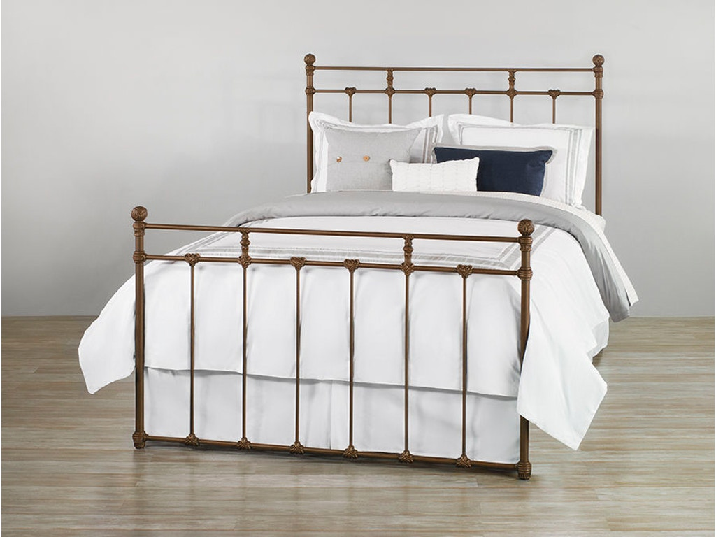 Wesley Allen Youth Iron Bed 1004 Mcarthur Furniture