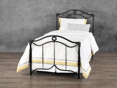1081 Montgomery Twin Bed Wesley Allen