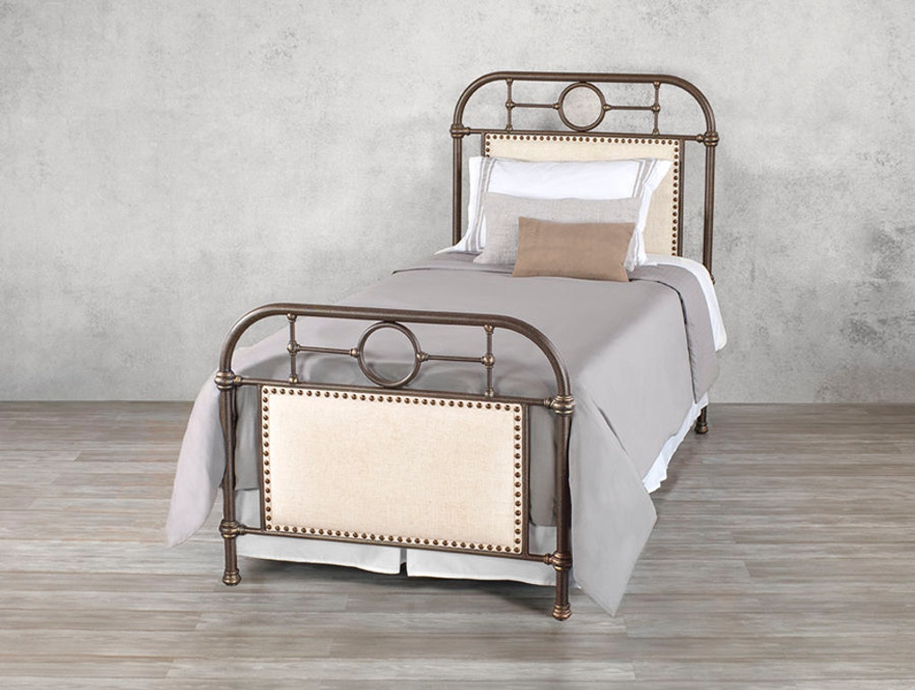 Wesley Allen Youth Rochester Twin Bed 1245 - Davis Furniture ...