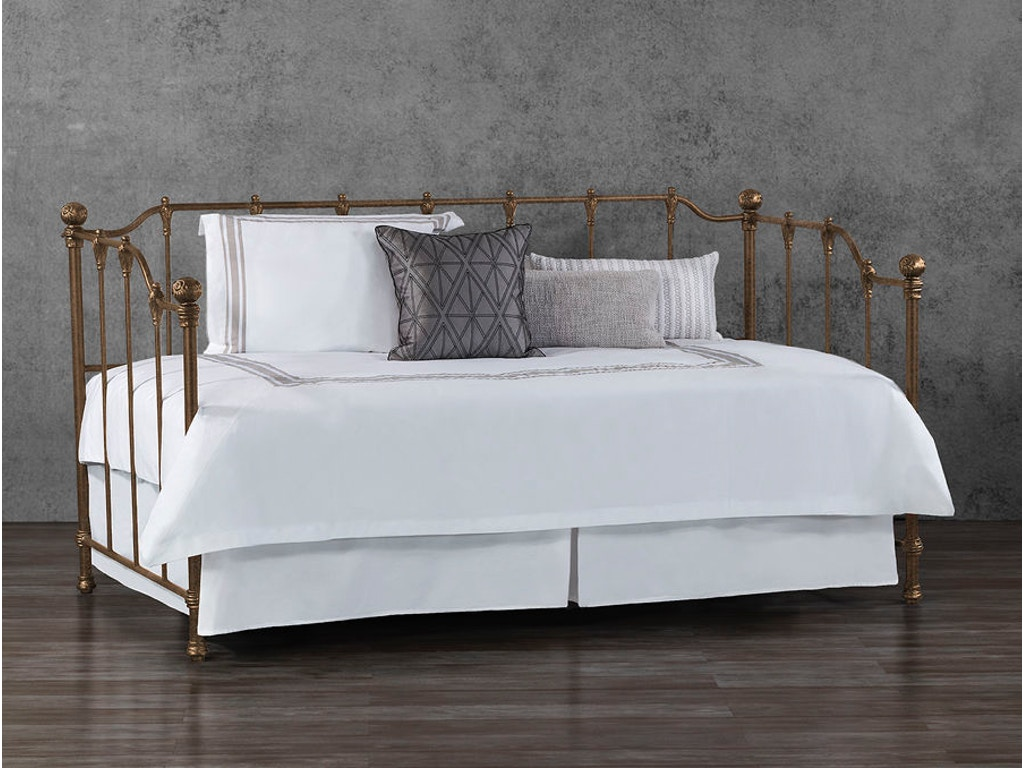 Wesley Allen Bedroom Hannah Daybed 4192 Stowers
