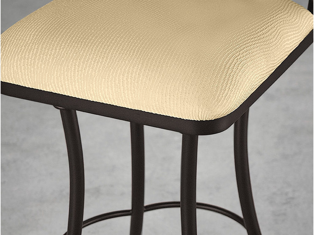 Wesley Allen B222H26 Bar And Game Room Stool