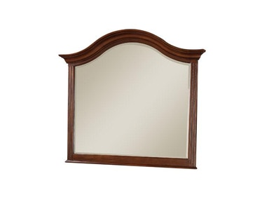 Winners Only 53 Inches Renaissance Cherry Crown Top Mirror B1049N