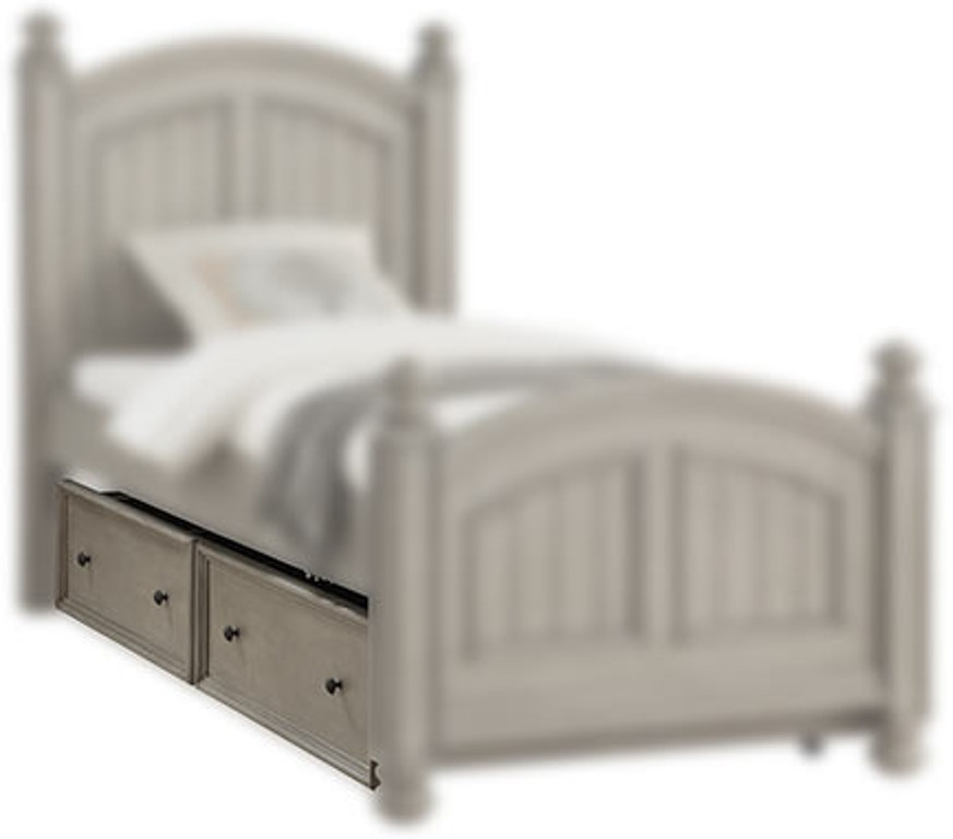 Winners Only Bedroom Trundle Box For Full Or Twin BB2002 ...