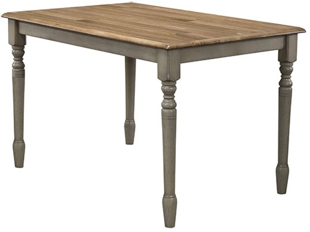 Winners only dining room 47 inches leg table db53247 for Only dining table online