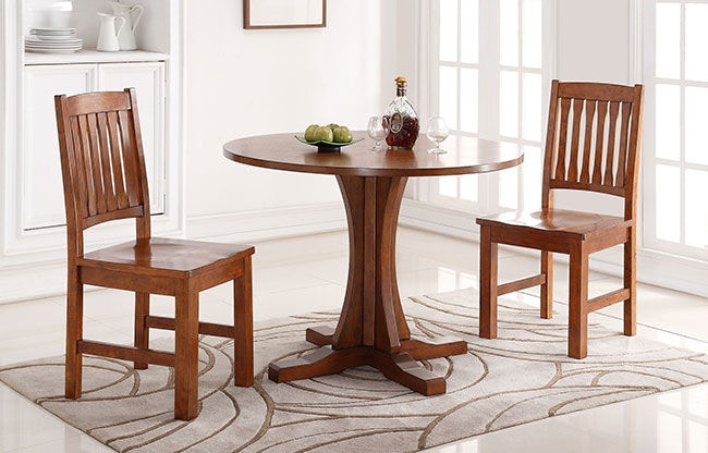 Dining Room Sets Michigan Winners Only Dining Room 42 Inches Round Table Dcq14242