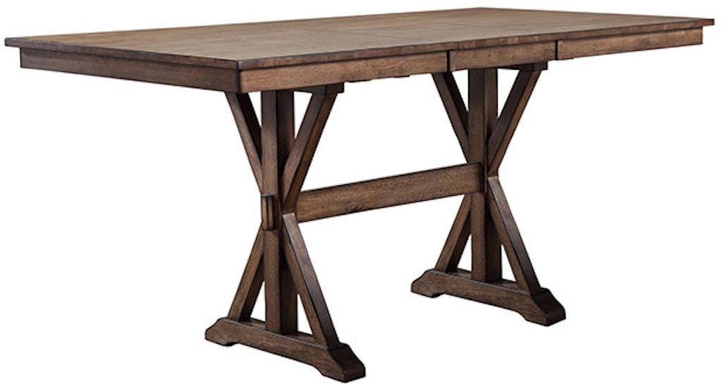 Winners Only 78 inches Tall Table w/ 18 inches Butterfly ...