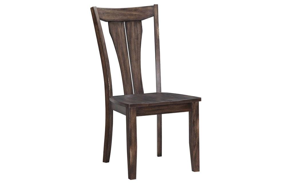 Winners Only Side Chair Fan Back Daphne 628143