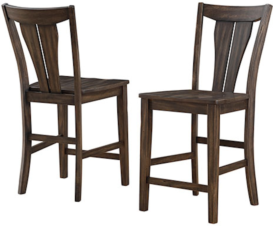 Magnificent 24 Inches H Fan Back Barstool Qty 2 Forskolin Free Trial Chair Design Images Forskolin Free Trialorg