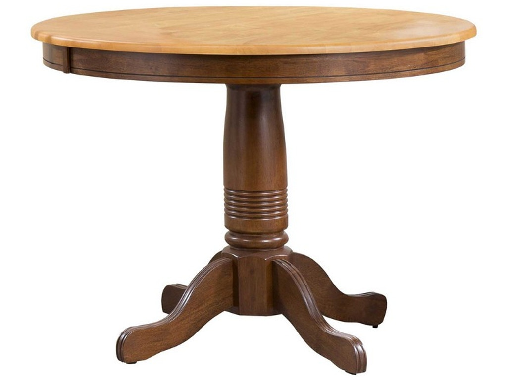 Dining room 42 inches round table df54242f osmond for Dining room tables 42 round
