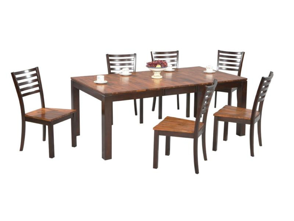 Winners only dining room 78 inches fifth avenue dining for Dining room table only
