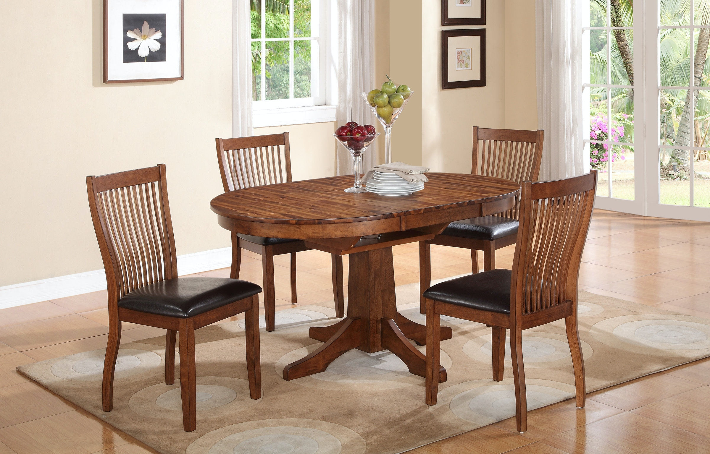 42 Inch Table Part - 33: Woodleyu0027s Fine Furniture