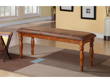 Winners Only 92 Inch Trestle Table With 2 12 Inch Leaves