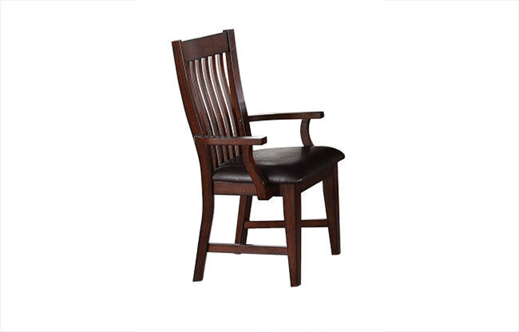 Winners Only Dining Room Slat Back Arm Chair Dj1451a Dewey