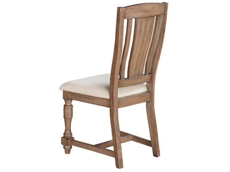 Winners Only Slat Back Side Chair DX1451SG