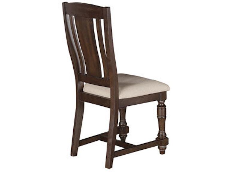 Winners Only Slat Back Side Chair DX1451SX