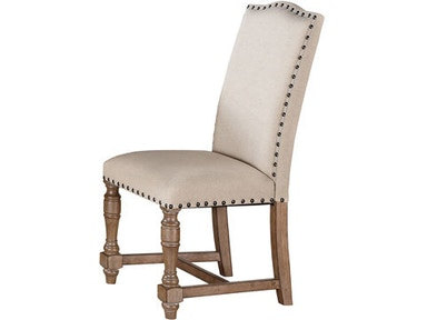 DX1454SG Upholstered Side Chair