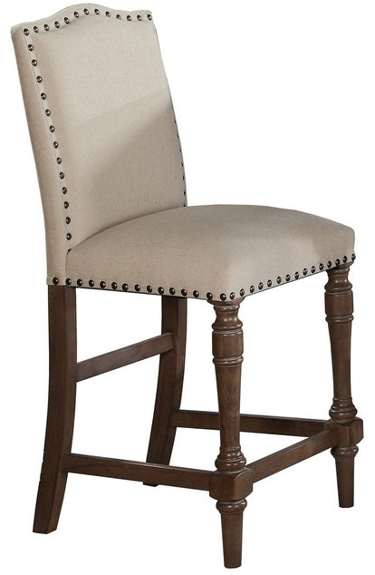 Winners Only Bar And Game Room Upholstered Barstool