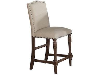 Winners Only Upholstered Barstool DXT145424G