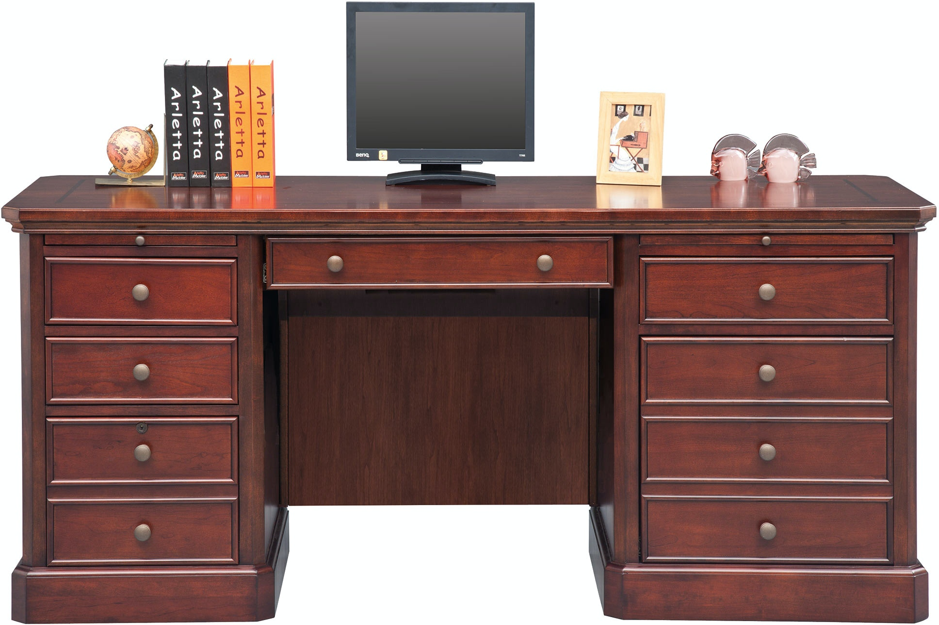 Winners Only Home Office 68 Inches Credenza Gc268cw