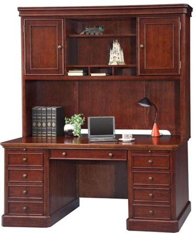 Winners Only Home Office Canyon Ridge 68 Inches Flat Top