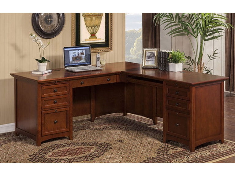 Winners Only Home Office 72 Inches Desk With 48 Inches
