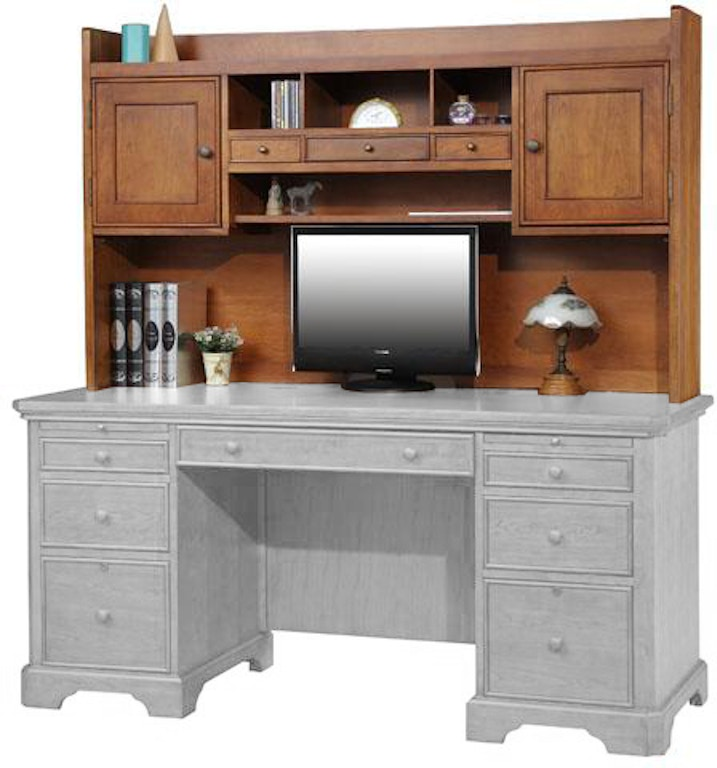Winners Only Topaz 66 Inch Hutch Is Available In The Sacramento Ca Area From Naturwood Furniture