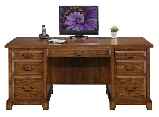 Winners Only 66 Inches Zahara Flat Top Desk GZ266F