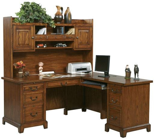 Winners Only Home Office Zahara Desk And Return Gz266r