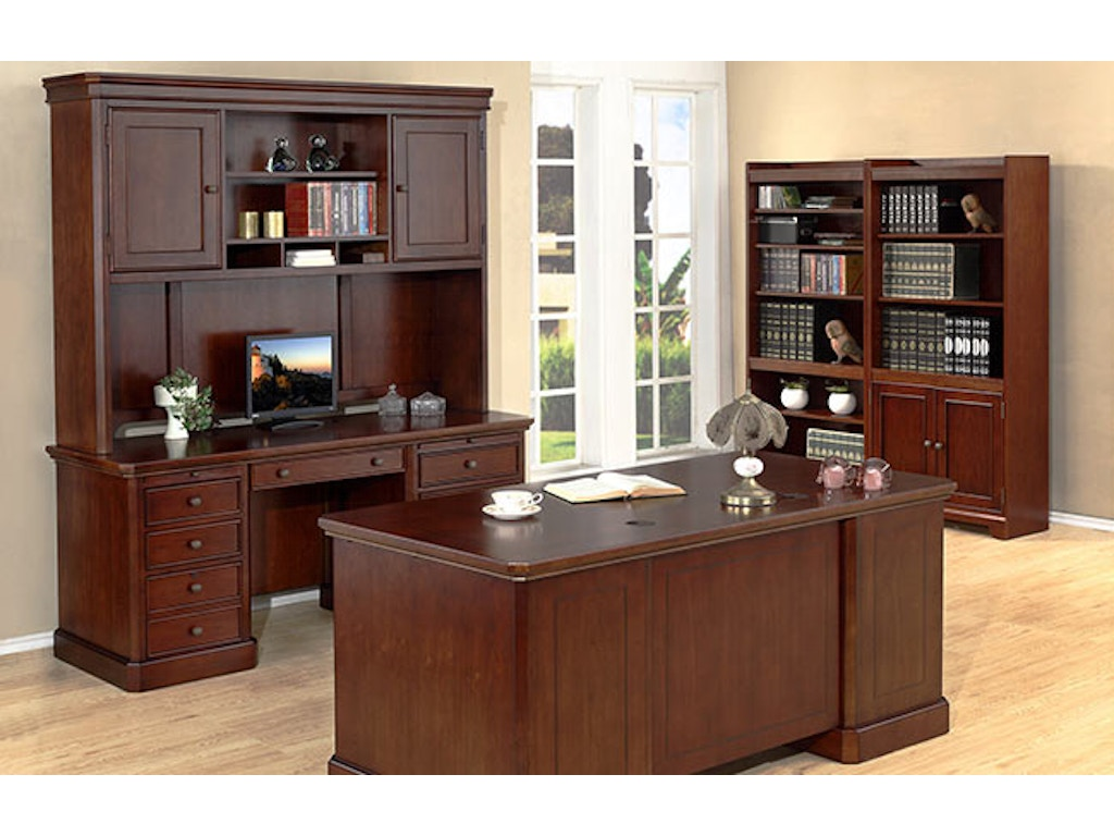 Winners Only Home Office 32 Inches Canyon Ridge Cherry