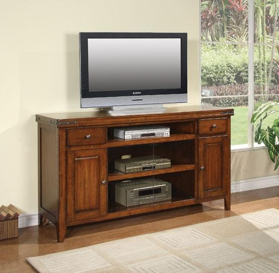 Winners Only 66 Inches Mango Media Base TMG166