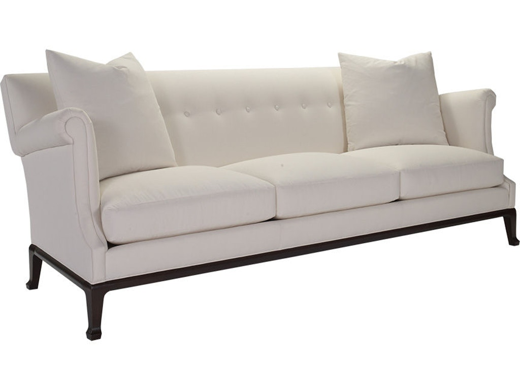 Hickory Chair Living Room Marler Tufted Sofa 109 80 Studio