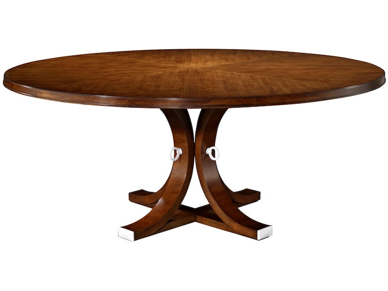 Astounding Hickory Chair Dining Room Artisan Round Dining Table Top Inzonedesignstudio Interior Chair Design Inzonedesignstudiocom