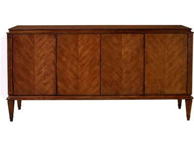 Hickory Chair Artisan Grand Credenza - Ash 145-10