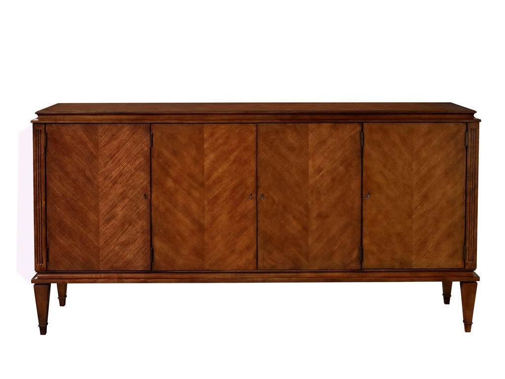 Awesome Hickory Chair Artisan Grand Credenza   Ash 145 70