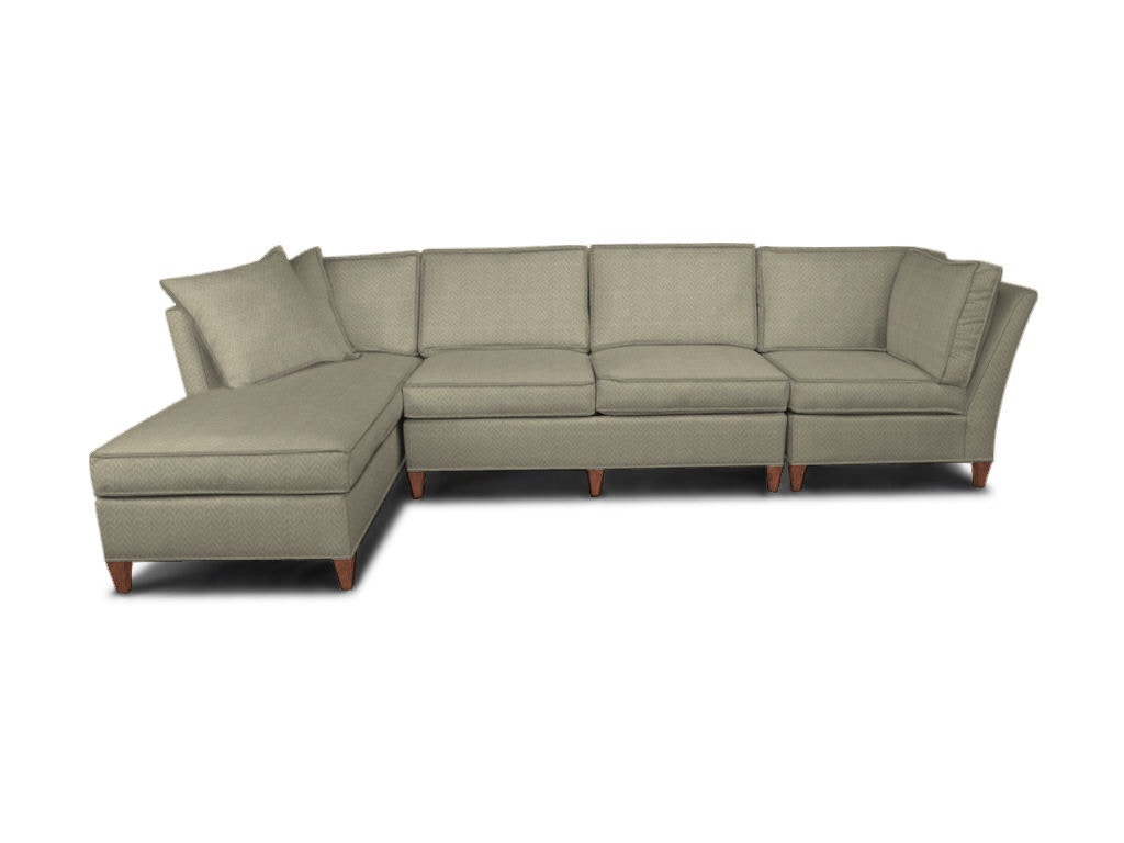 Hickory Chair Sectional 1504 Sect